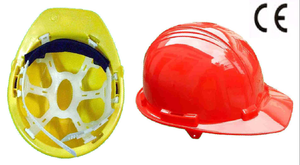 4100 ABS or PE material safety helmet