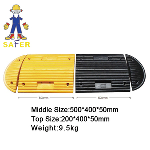 rubber speed hump with professional technology
