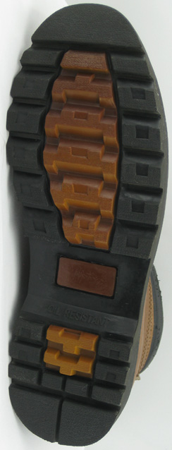 97020 waxy full grian goodyear welted boots with steel toe