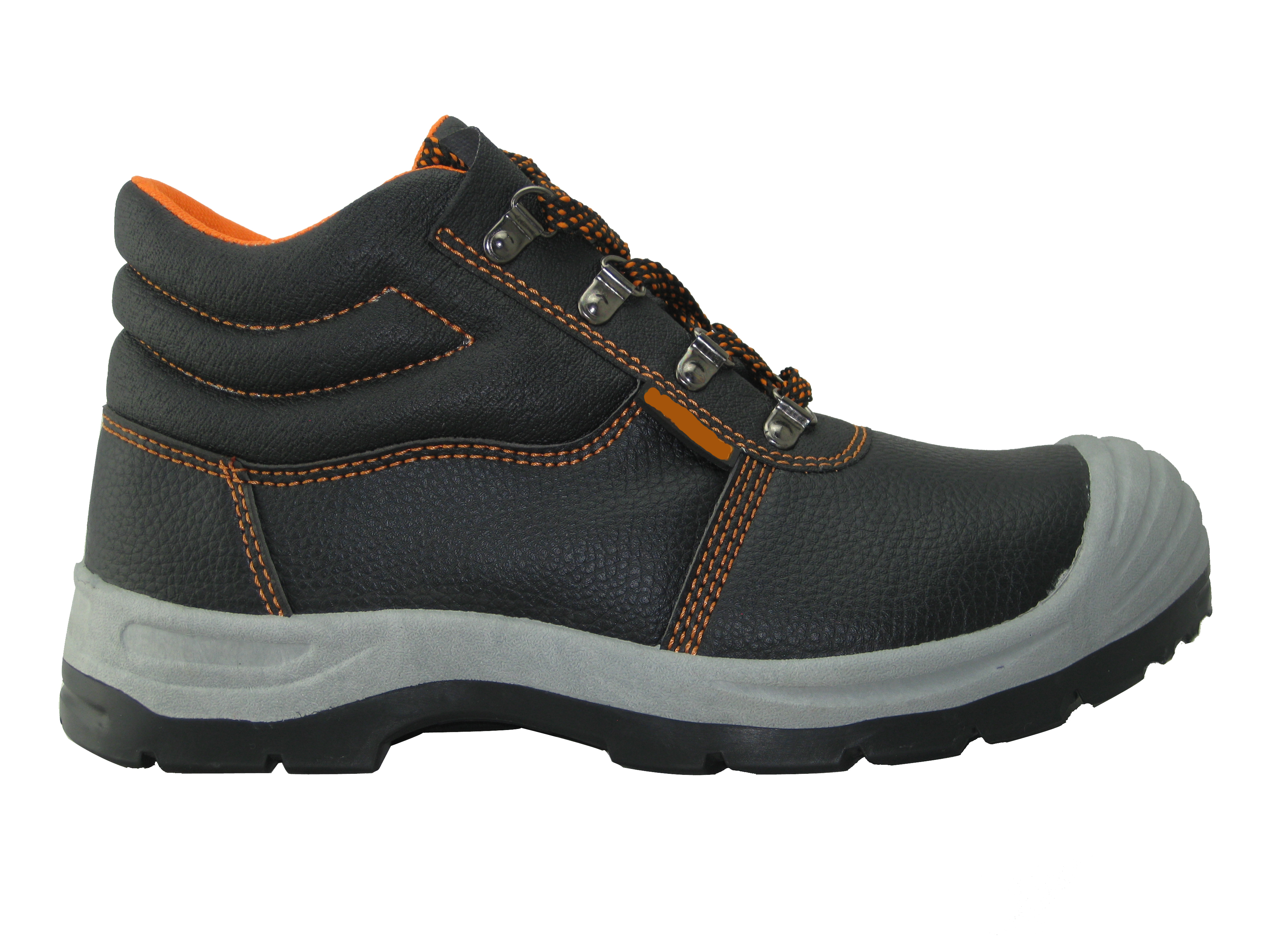HS2000 china steel toe PVC construction safety shoes