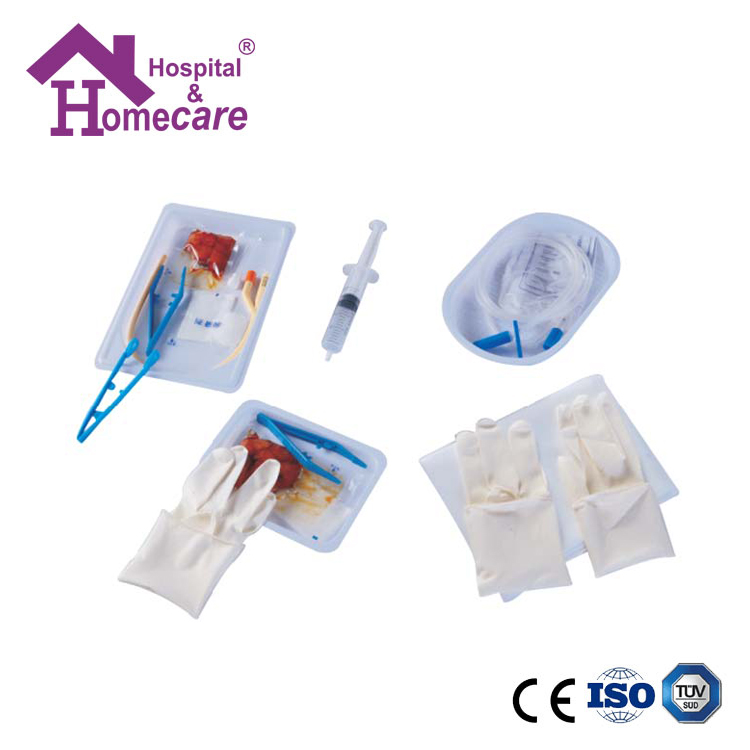 HK09a Disposable Urethral Catheter Tray