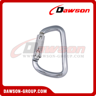 High Tensile Steel Alloy Steel Carabiner DS-YIC006D