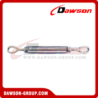 Stainless Steel U.S. Type Turnbuckle Eye & Eye