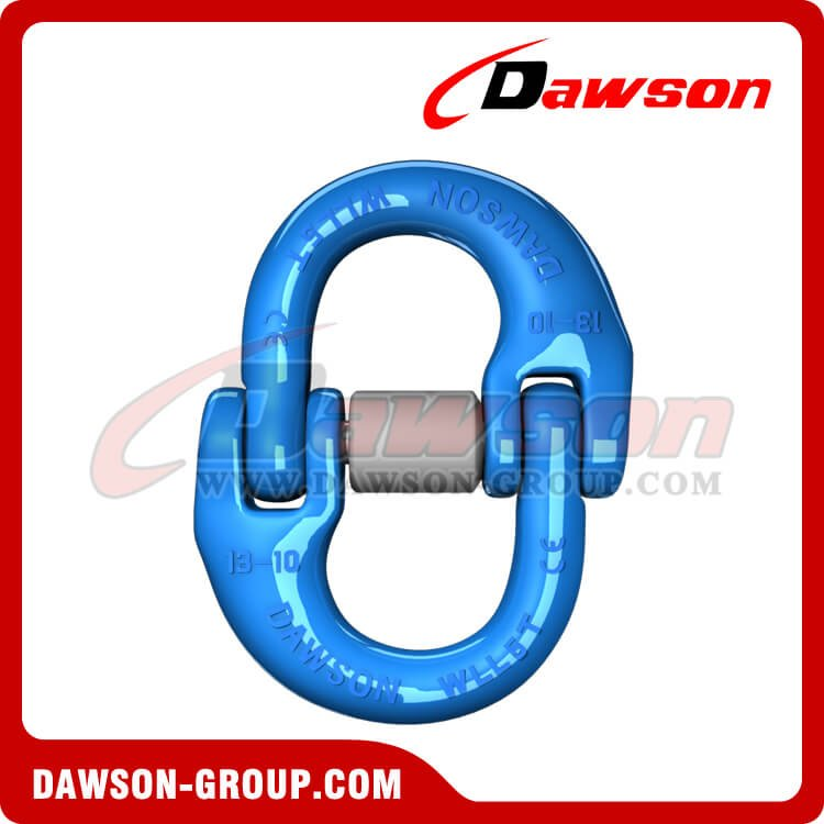 Grade 100 Japanese Type Connecting Link, G100 Chain Connector - Dawson Group Ltd.