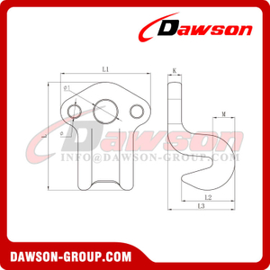 DS827 Forged Super Alloy Steel Mineral Carver