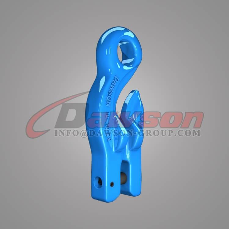 G100 Eye Grab Hook with Clevis Attachment for Adjust Chain Slings - Dawson Group Ltd. - China Manufacturer, Factory