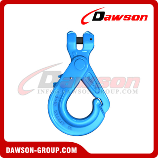 DS1017 G100 Special Clevis Self-locking Hook with Grip Latch for Chain Slings