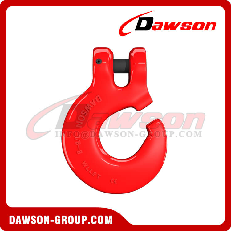 DS102 G80 Clevis Forest Hook for Logging