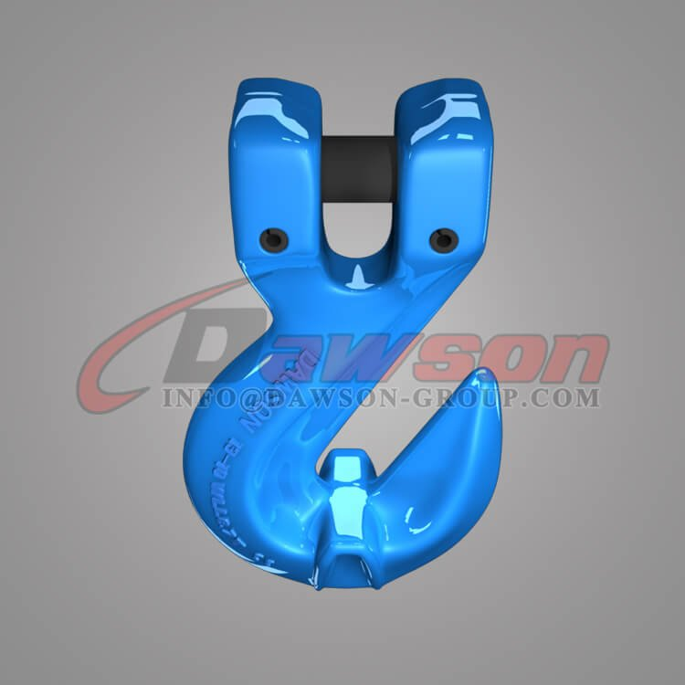Grade 100 Clevis Shortening Cradle Grab Hook with Wings, G100 Clevis Hook for Chain Slings - Dawson Group Ltd. - China Manufacturer
