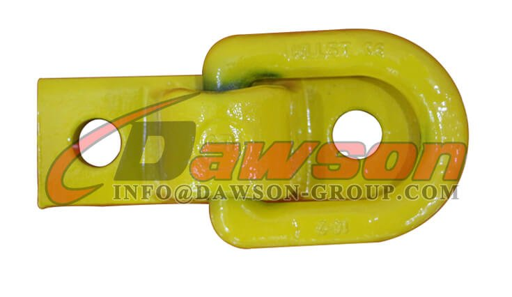 G80 Weld On Pivoting D Link With Pad - Dawson Group Ltd. - China Supplier, Factory