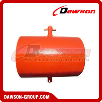 Cylindrical Mooring Buoy / Floating Marine Buoy