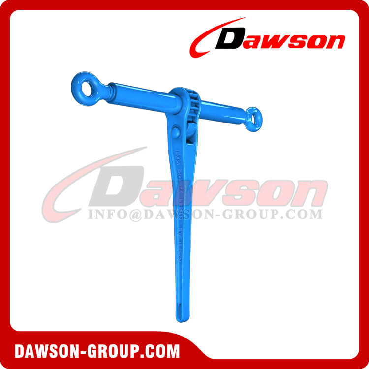 G100 Forged Ratchet Type Load Binder without Links and Hooks for Lashing - Dawson Group Ltd. - China Supplier