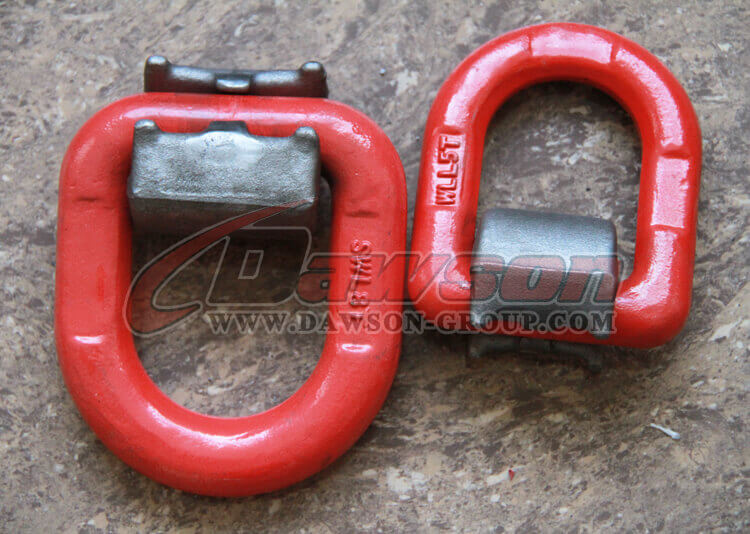 G80 Weld On D Ring for Lifting, Grade 80 Lifting Points - Dawson Group - China Manufacturer Supplier