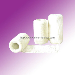Elastic and Antibacterial Self Sticky Bandage