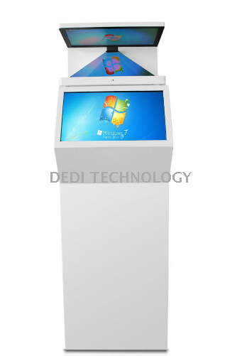 "3D 22"" Holographic Display 3D Pyramid"