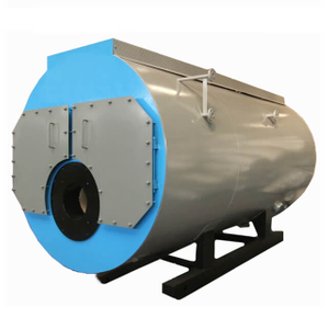 Horizontal Oil/Gas Fired Steam Boiler