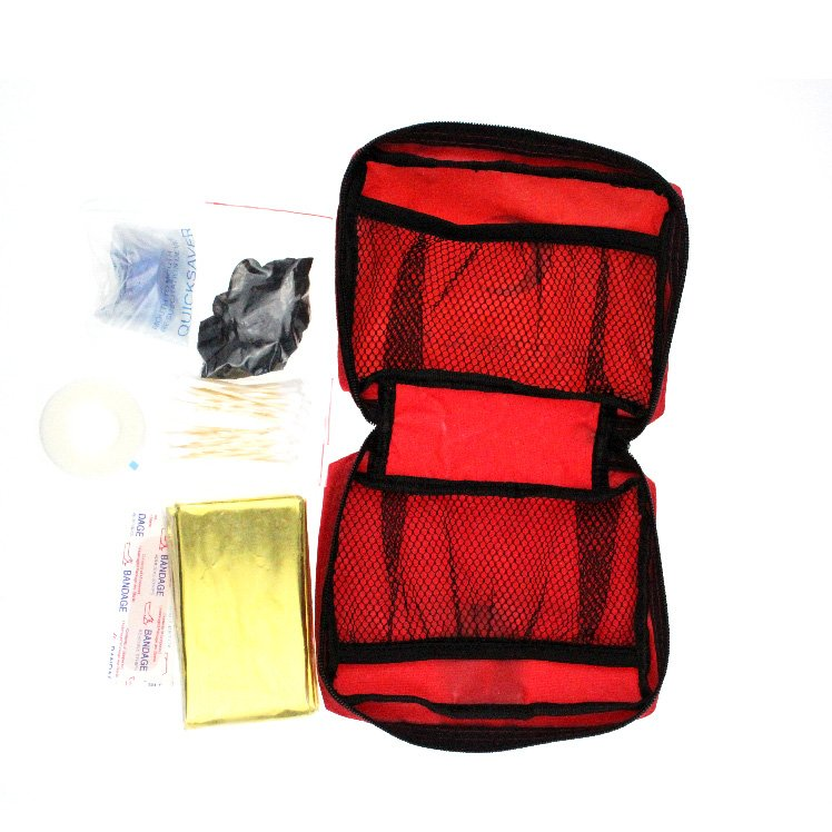 promotional Handle custom Mini First Aid Kit for Travelling