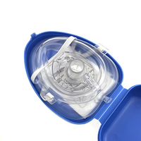 Professional cpr resuscitator rescue mask made in China