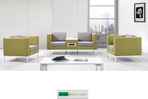 Fabric Office Sofa H-109