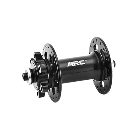 MT-009F / R CNC multi-axis machining with DISC brake aluminum alloy MTB hubs