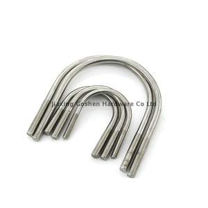 m8 stainless steel u bolts for pipe