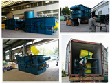 Industrial Wastewater Pre-Treatment DAF Dissolved Air Flotation Machine in Mexico