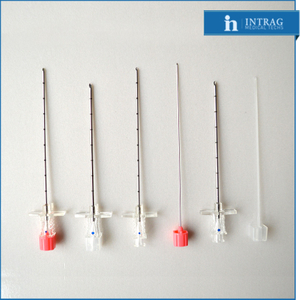 Disposable Epidural Needle