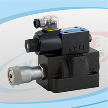 SF/SD/SDF/SFD Series Solenoid Operated Flow Control Valves & THF Series Throttle Valves