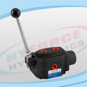 DMT Series Manual Operated Directional Control Valves