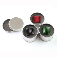 Neodymium Plated Magnet Ball