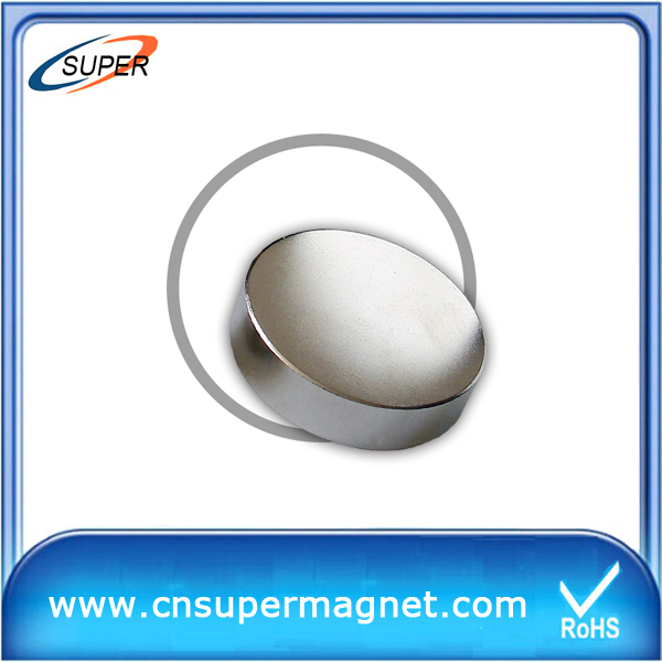 crazily hottest sales disc ndfeb magnet N35h price