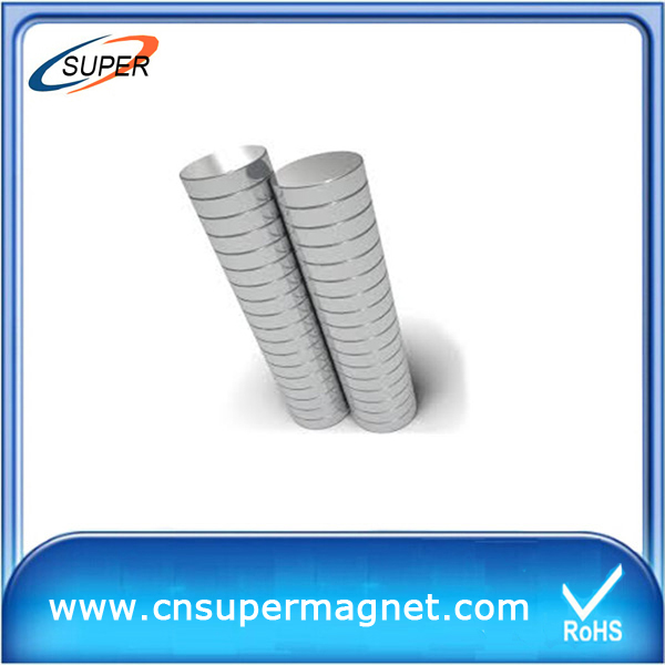 round rare earth magnets/disc Ndfeb Magnet