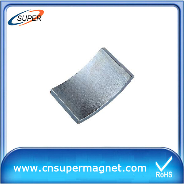 how strong are magnets/arc Neodymium Magnet