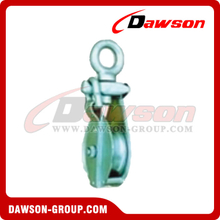 DS-B004 Snatch Block With Eye For Manila Rope