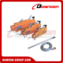 Wire Rope Pulling Hoist Steel Body
