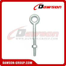 G291 Forged Steel Regular Nut Eye Bolt