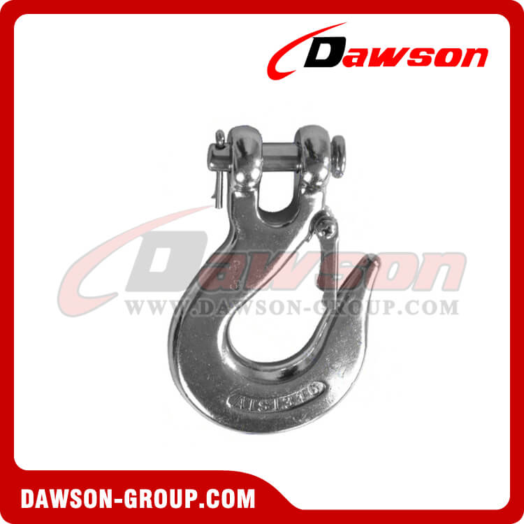 Stainless Steel Clevis Slip Hook - Dawson Group Ltd. - China Manufacturer, Supplier, Factory, Exporter