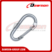 Stainless Steel Simple Snap Hook