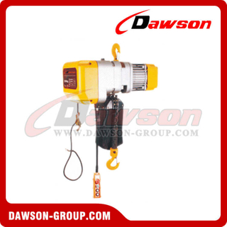 China Electric Chain Hoist With Hook