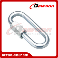 Zinc plated Wide Jaw Quick Link