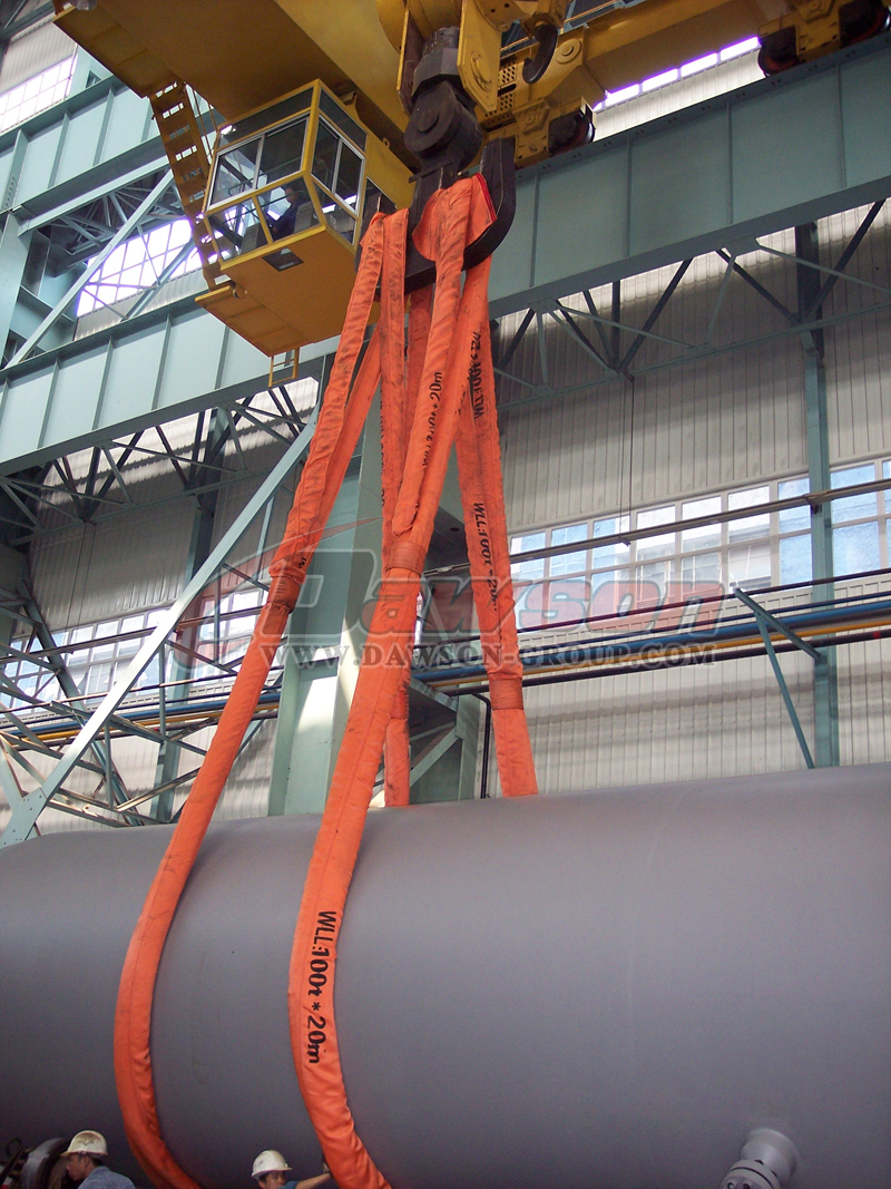 CHINA FACTORY HEAVY DUTY ROUND SLINGS DAWSON GROUP