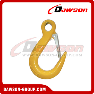 DS115 Alloy Eye Hook with Latch