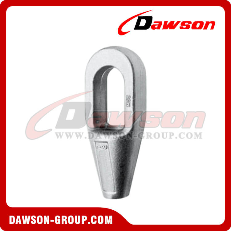 Closed Spelter Sockets - Dawson Group Ltd. - China Supplier, Factory
