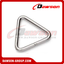 Stainless Steel Triangular Rings