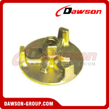 DS-B005A Scaffolding Formwork System Forged Wing Nut