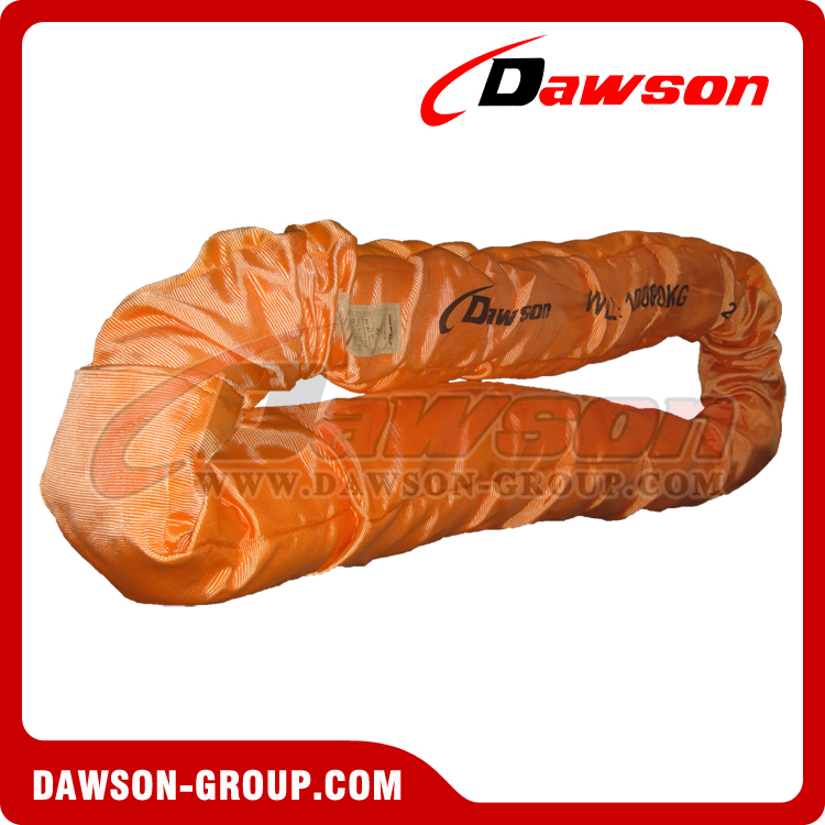 120t round slings - Dawson Group Ltd. China Manufacturer Supplier
