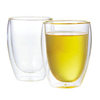 12oz Double Wall Glass Cup