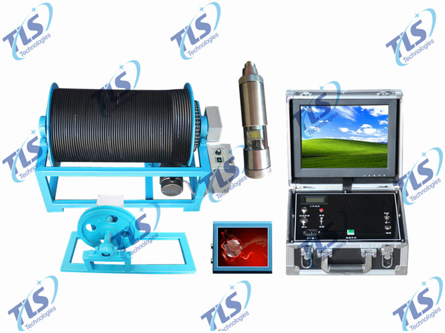 TLSS-D Water well Borehole Inspection Camera System-1