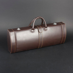 Wine Box Manufacturer PU leather luxury wine skin bag