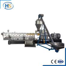 TSE-75 Twin Screw Extruder for Water Ring Extrusion Line